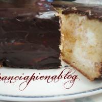 orta glassata al cioccolato a pancia piena blog