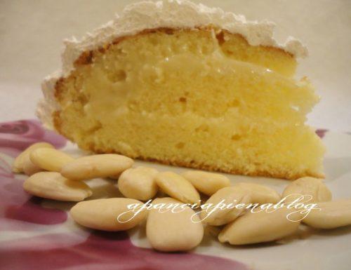 Torta panarello (ricetta tradizionale e bimby)