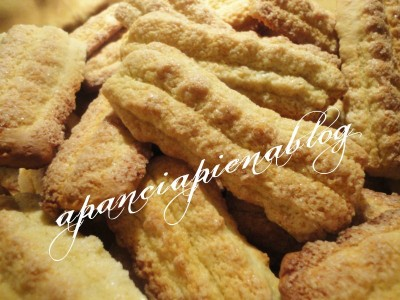 biscotti all'olio d'oliva a pancia piena blog