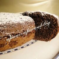 Ciambella cioccolatosa (ricetta tradizionale e bimby)