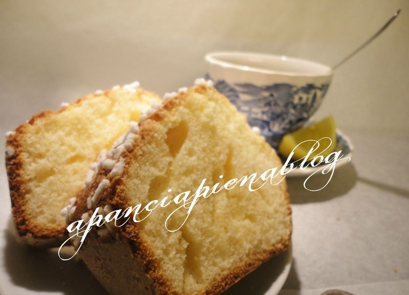 torta al profumo di limone a pancia piena blog