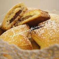 Biscotti ripieni alla nutella (ricetta golosa)