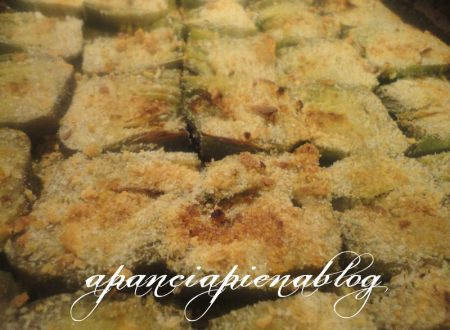 Carciofi gratinati (ricetta vegetariana)