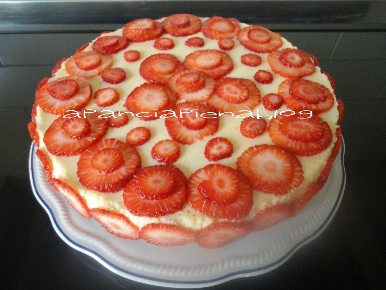 cheesecake mascarpone  a pancia piena