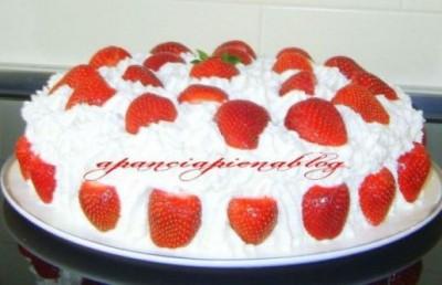 torta fragolina a pancia piena
