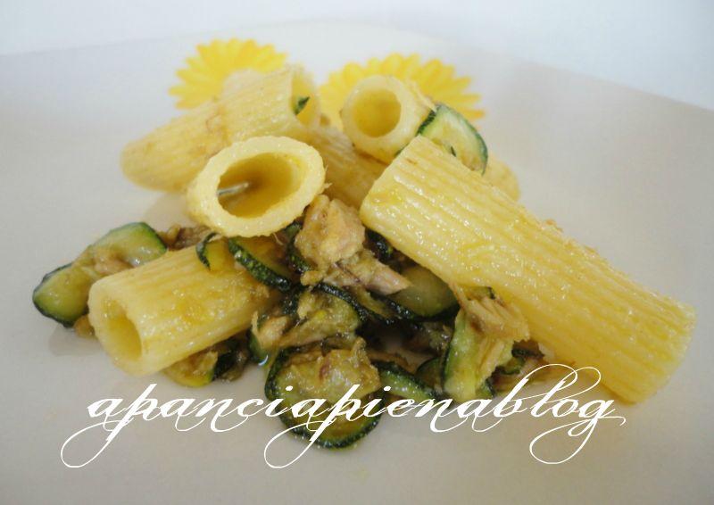 Ricetta pasta con zucchine veloce