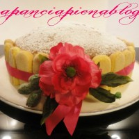 Torta Aurora (preparazione tradizionale e bimby)
