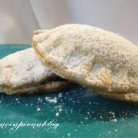 Panzerottini dolci (ricetta pasta frolla all'olio)