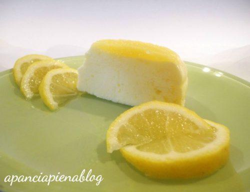 Semifreddo al limone (versione Bimby)