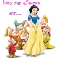 Finalmente i vincitori del Contest incantato