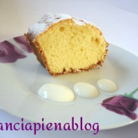 ciambella allo yogurt a pancia piena blog