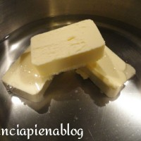 eclairs al cioccolato a pancia piena