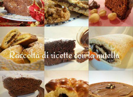 Raccolta di Ricette con la Nutella (pdf scaricabile gratis)