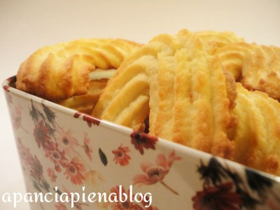 biscotti friabili (frolla senza uova) a pancia piena