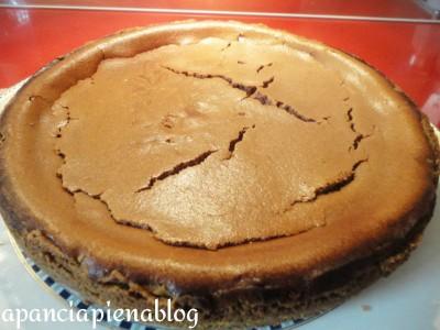 cheesecake alla nutella a pancia piena
