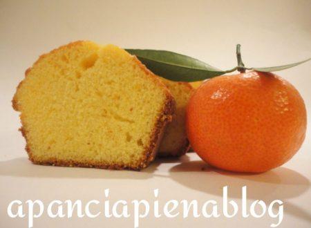 Ciambella alle clementine (ricetta tradizionale e bimby)