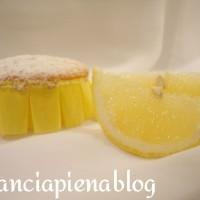 Dolcetti al limone (ricetta tradizionale e bimby)