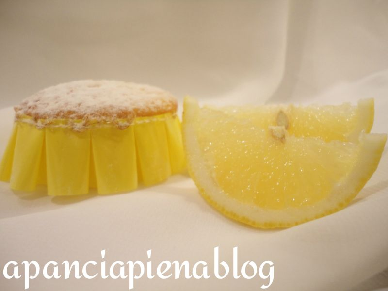 dolcetti al limone a pancia piena