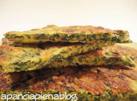 Frittata con spinaci e ricotta (ricetta semplice)