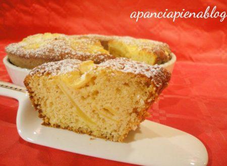 Torta di mele e nocciole (ricetta tradizionale e bimby)
