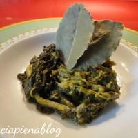 Cime di rapa stufate (ricetta della tradizione)