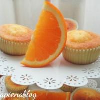 muffins all'arancia a pancia piena