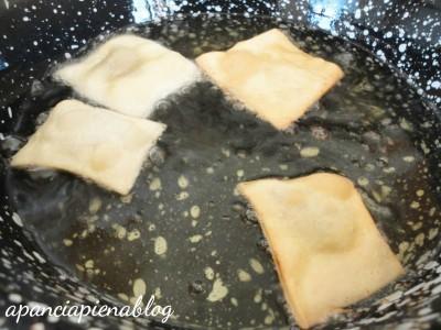 ravioli fritti a pancia piena