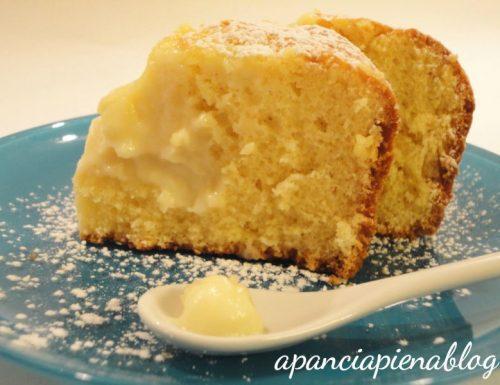 Torta alla crema di Nua (ricetta tradizionale e bimby)