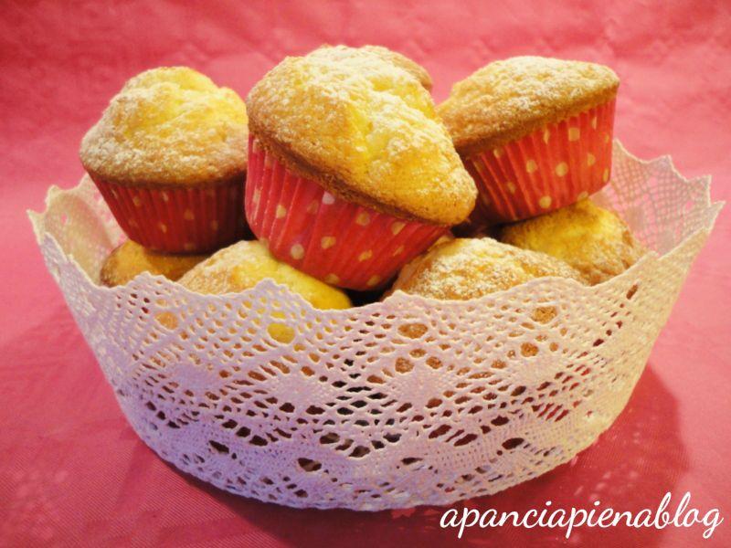 muffins alla panna a pancia piena