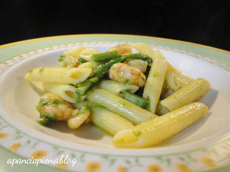 primi piatti con asparagi