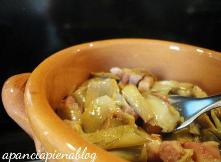 Terrina di carciofi e pancetta (ricetta semplice)