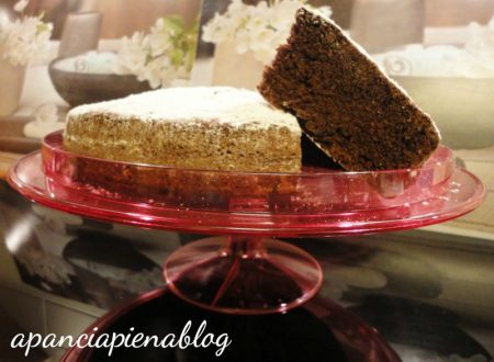 Torta paradiso al cioccolato (ricetta tradizionale e bimby)