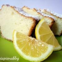 Torta al limone solo albumi (ricetta semplice)