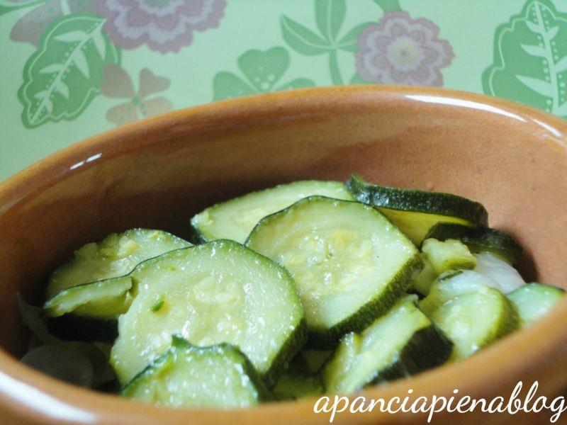 zucchine in umido a pancia piena