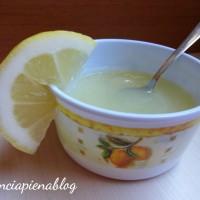crema al limone a pancia piena