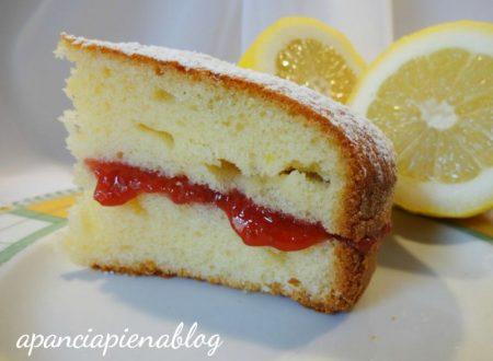 Torta al limone (preparazione tradizionale e bimby)