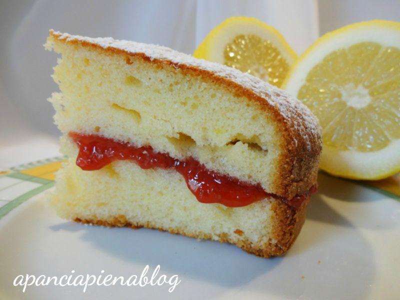 torta al limone a pancia piena