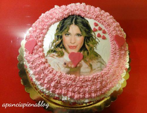 Torta di Violetta (edizione 2014)