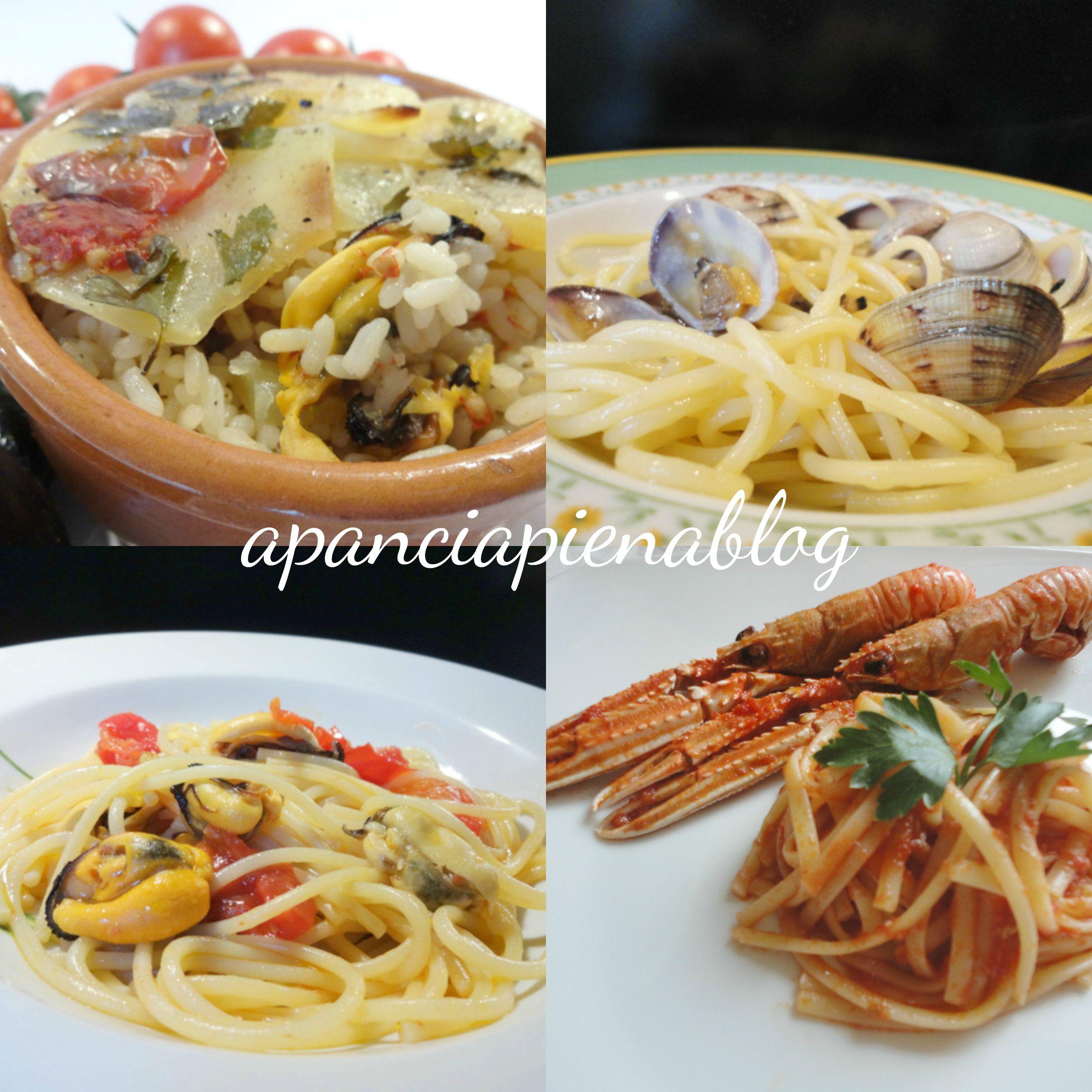 Speciale primi piatti di pesce ricette d 39 estate for Primi piatti di pesce ricette