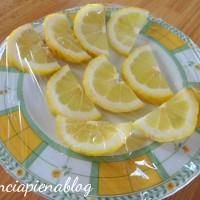 limone sempre pronto a pancia piena