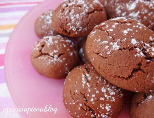 Biscotti alla nutella (versione tradizionale e bimby)