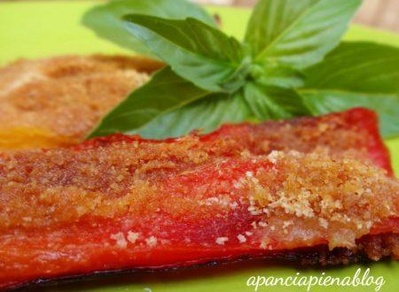 Peperoni gratinati (ricetta alternativa)