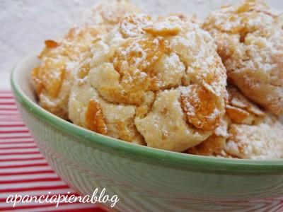 rose del deserto (ricetta biscotti) a pancia piena