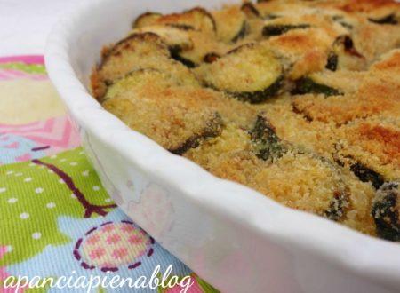 Zucchine gustose (ricette d'estate)