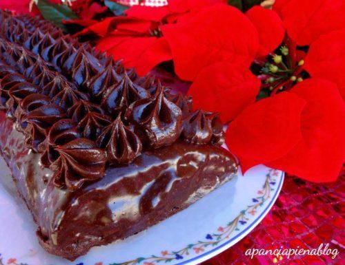Rotolo al cioccolato (Ricetta di Natale)