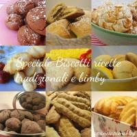 speciale biscotti tradizionali e bimby