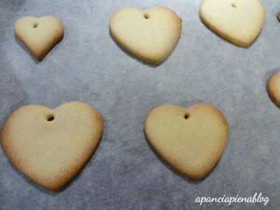 biscotti da appendere a pancia piena