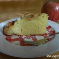 Torta di mele di zia Tina (ricetta tradizionale e bimby)