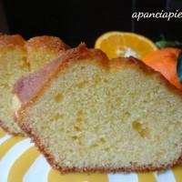 Ciambella all'arancia (preparazione tradizionale e bimby)