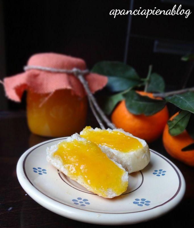 marmellata di arance a pancia piena